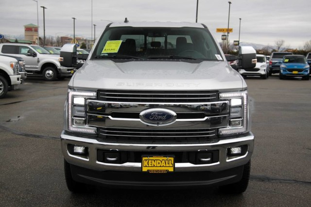 2019 F-350 Crew Cab 4x4, Pickup #RN20900 - photo 4
