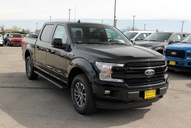 2020 F-150 SuperCrew Cab 4x4, Pickup #RN20905 - photo 3