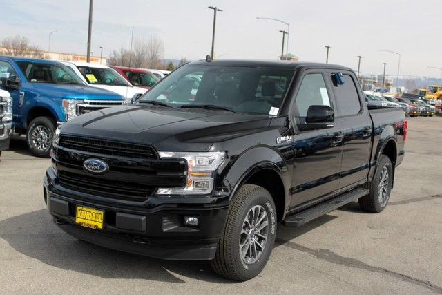 2020 F-150 SuperCrew Cab 4x4, Pickup #RN20905 - photo 5