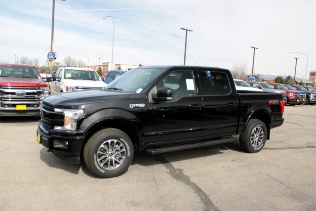 2020 F-150 SuperCrew Cab 4x4, Pickup #RN20905 - photo 6