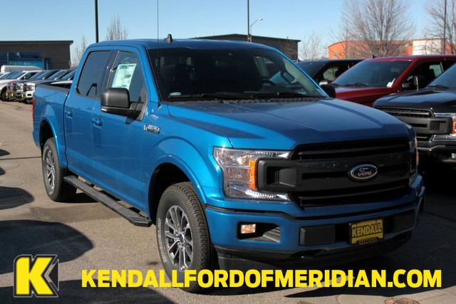 2020 F-150 SuperCrew Cab 4x4, Pickup #RN20912 - photo 1