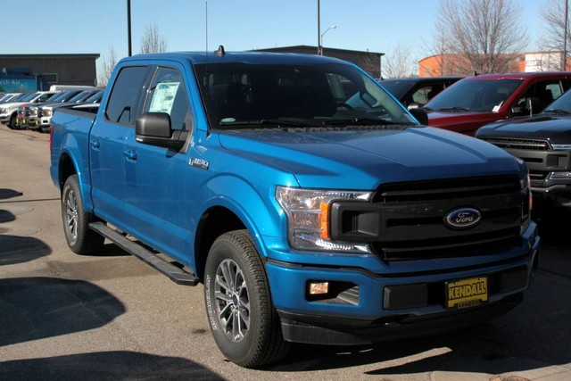 2020 F-150 SuperCrew Cab 4x4, Pickup #RN20912 - photo 3