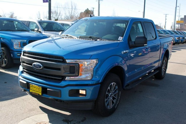 2020 F-150 SuperCrew Cab 4x4, Pickup #RN20912 - photo 5