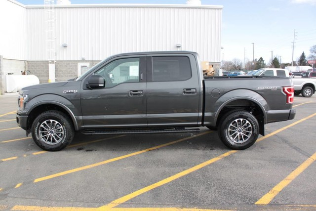 2020 F-150 SuperCrew Cab 4x4, Pickup #RN20934 - photo 6