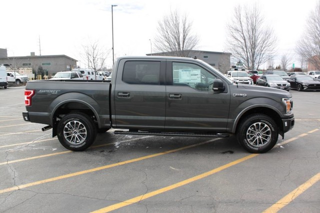 2020 F-150 SuperCrew Cab 4x4, Pickup #RN20934 - photo 9