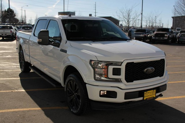 2020 F-150 SuperCrew Cab 4x4, Pickup #RN20945 - photo 3