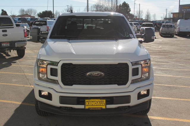 2020 F-150 SuperCrew Cab 4x4, Pickup #RN20945 - photo 4
