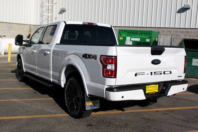 2020 F-150 SuperCrew Cab 4x4, Pickup #RN20945 - photo 7