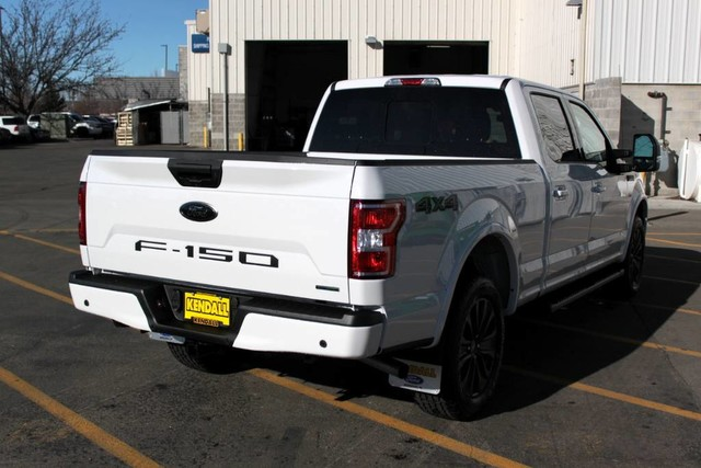 2020 F-150 SuperCrew Cab 4x4, Pickup #RN20945 - photo 2
