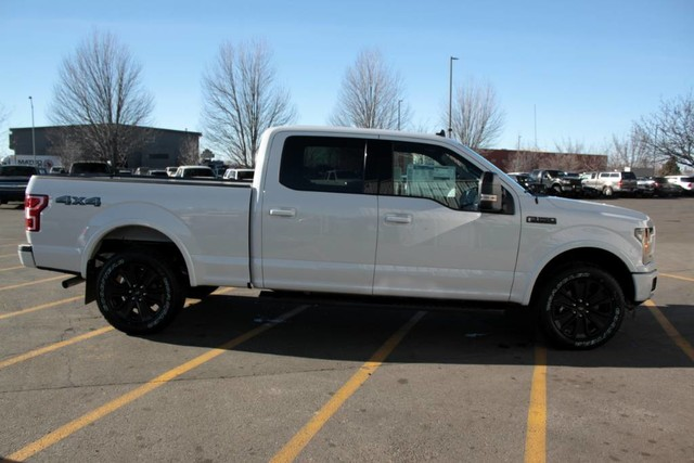 2020 F-150 SuperCrew Cab 4x4, Pickup #RN20945 - photo 9