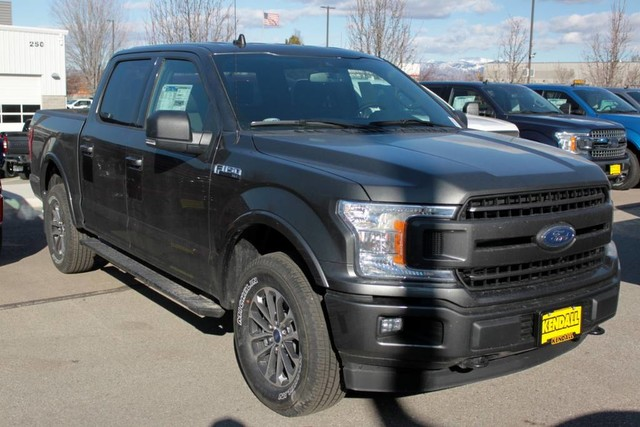 2020 F-150 SuperCrew Cab 4x4, Pickup #RN20999 - photo 3