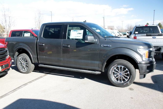 2020 F-150 SuperCrew Cab 4x4, Pickup #RN20999 - photo 8
