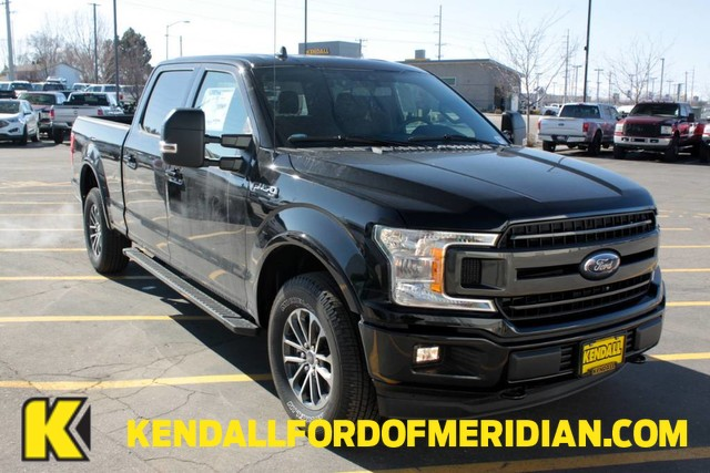 2020 Ford F-150 SuperCrew Cab 4x4, Pickup #RN21000 - photo 1