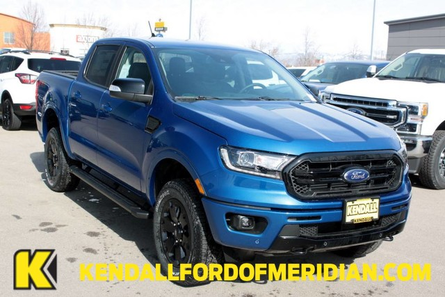 2020 Ford Ranger SuperCrew Cab 4x4, Pickup #RN21001 - photo 1