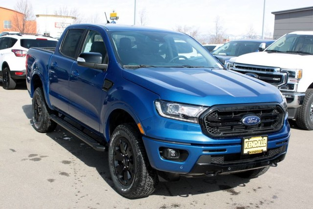 2020 Ford Ranger SuperCrew Cab 4x4, Pickup #RN21001 - photo 3