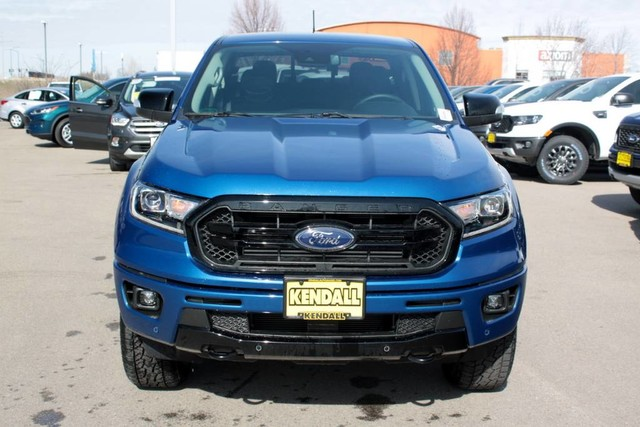 2020 Ford Ranger SuperCrew Cab 4x4, Pickup #RN21001 - photo 4