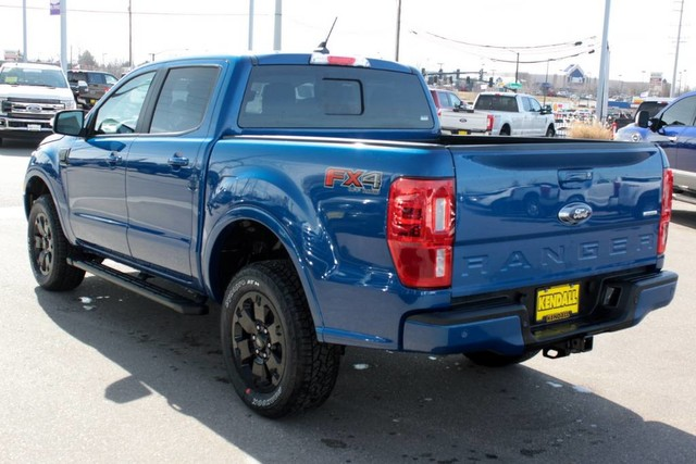 2020 Ford Ranger SuperCrew Cab 4x4, Pickup #RN21001 - photo 7