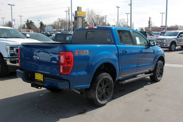 2020 Ford Ranger SuperCrew Cab 4x4, Pickup #RN21001 - photo 2