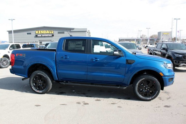 2020 Ford Ranger SuperCrew Cab 4x4, Pickup #RN21001 - photo 9