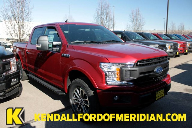 2020 Ford F-150 SuperCrew Cab 4x4, Pickup #RN21025 - photo 1