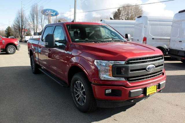 2020 F-150 SuperCrew Cab 4x4, Pickup #RN21042 - photo 3