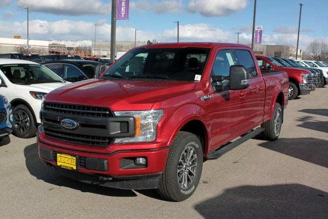 2020 F-150 SuperCrew Cab 4x4, Pickup #RN21042 - photo 5