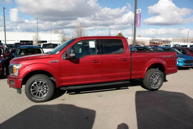2020 F-150 SuperCrew Cab 4x4, Pickup #RN21042 - photo 6