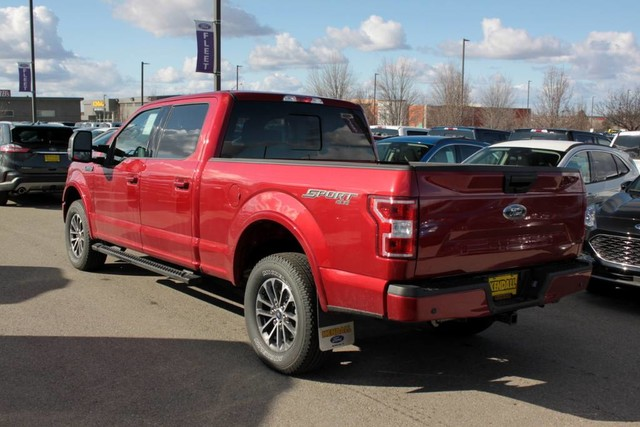 2020 F-150 SuperCrew Cab 4x4, Pickup #RN21042 - photo 7