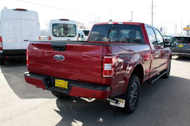 2020 F-150 SuperCrew Cab 4x4, Pickup #RN21042 - photo 2