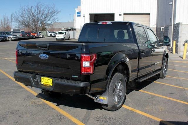 2020 Ford F-150 SuperCrew Cab 4x4, Pickup #RN21063 - photo 1