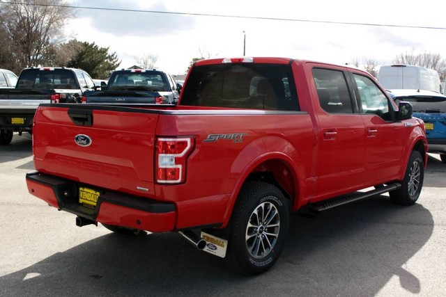2020 Ford F-150 SuperCrew Cab 4x4, Pickup #RN21078 - photo 1