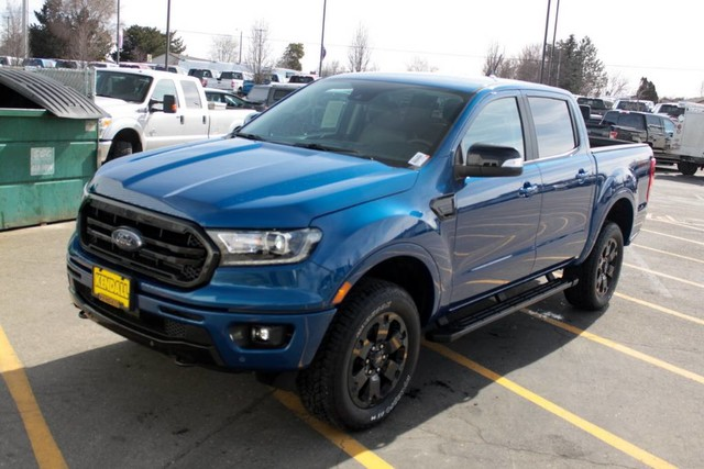 2020 Ranger SuperCrew Cab 4x4, Pickup #RN21080 - photo 5