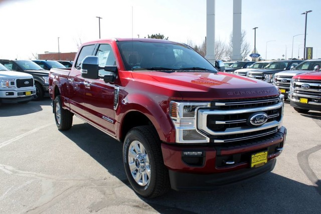 2020 F-250 Crew Cab 4x4, Pickup #RN21089 - photo 3
