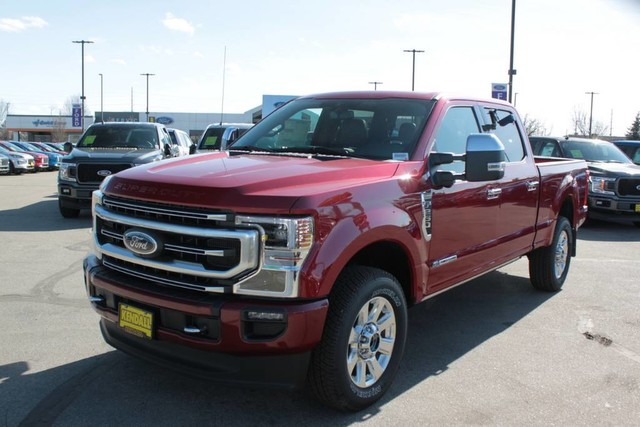2020 F-250 Crew Cab 4x4, Pickup #RN21089 - photo 5
