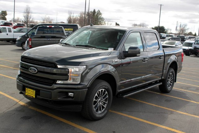 2020 F-150 SuperCrew Cab 4x4, Pickup #RN21133 - photo 5