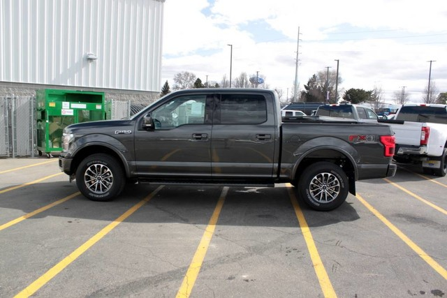 2020 F-150 SuperCrew Cab 4x4, Pickup #RN21133 - photo 6