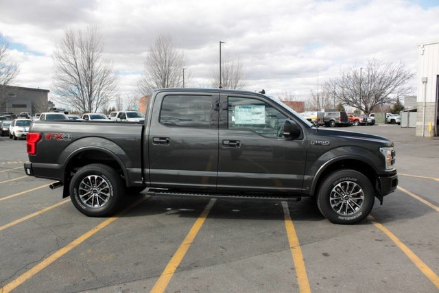 2020 F-150 SuperCrew Cab 4x4, Pickup #RN21133 - photo 9