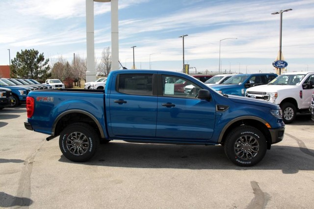 2020 Ranger SuperCrew Cab 4x4, Pickup #RN21213 - photo 9