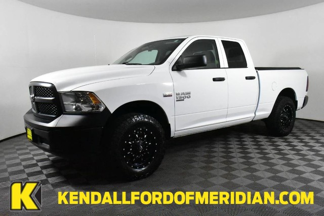 2019 Ram 1500 Quad Cab 4x4, Pickup #RN21258A - photo 1
