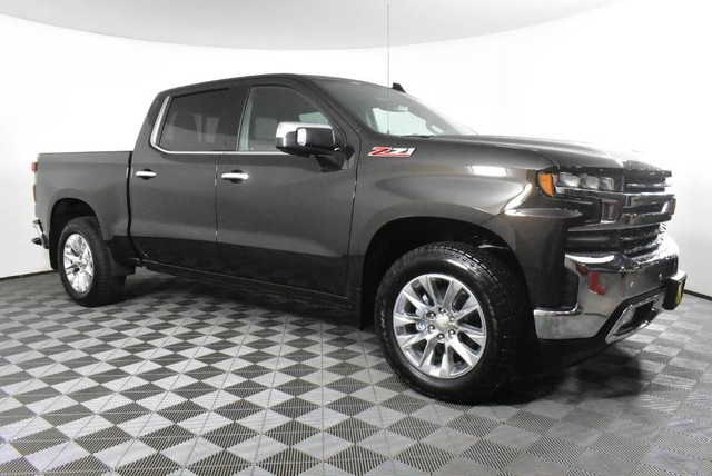 2020 Chevrolet Silverado 1500 Crew Cab 4x4, Pickup #RN21343A - photo 4