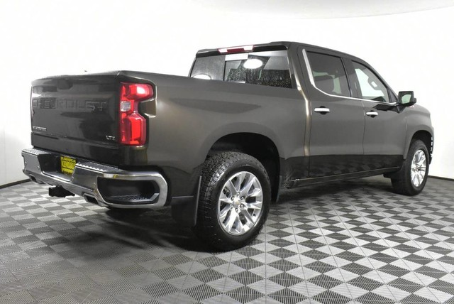 2020 Chevrolet Silverado 1500 Crew Cab 4x4, Pickup #RN21343A - photo 7