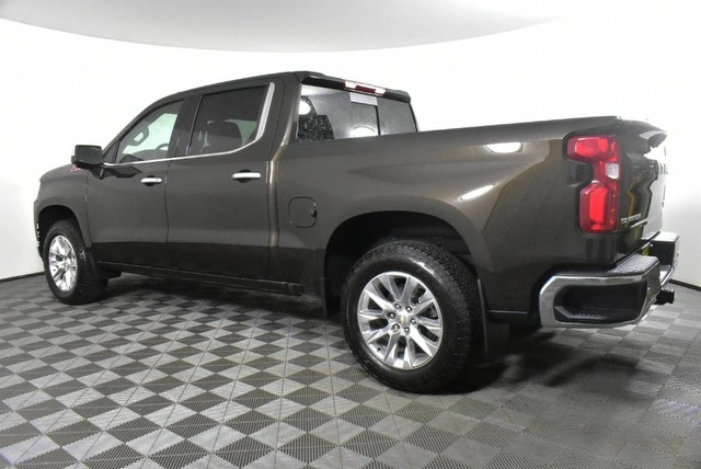 2020 Chevrolet Silverado 1500 Crew Cab 4x4, Pickup #RN21343A - photo 1