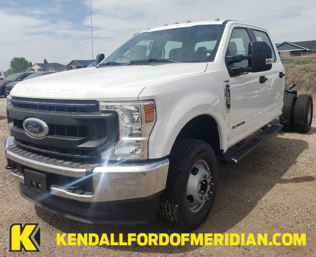 2020 Ford F-350 Crew Cab DRW 4x4, Cab Chassis #RN21349 - photo 1