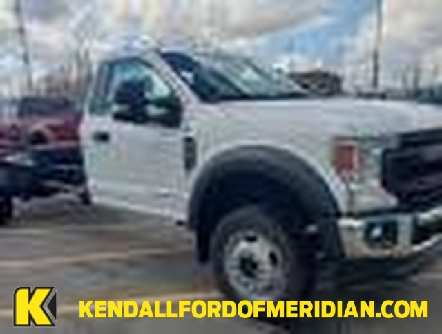 2020 Ford F-550 Regular Cab DRW 4x4, Cab Chassis #RN21354 - photo 1