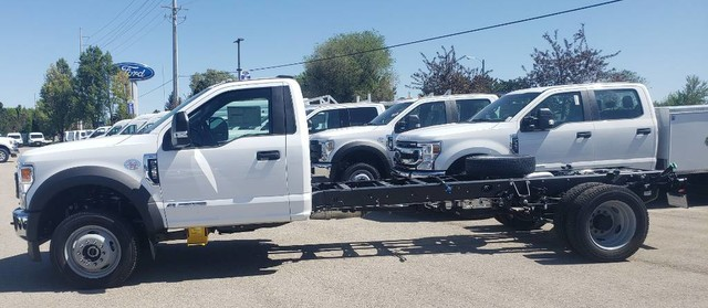 2020 Ford F-550 Regular Cab DRW 4x4, Cab Chassis #RN21355 - photo 1