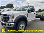 2020 Ford F-550 Regular Cab DRW 4x4, Cab Chassis #RN21373 - photo 1