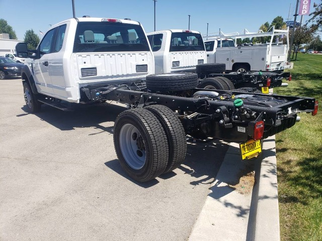 2020 Ford F-550 Super Cab DRW 4x4, Cab Chassis #RN21429 - photo 1