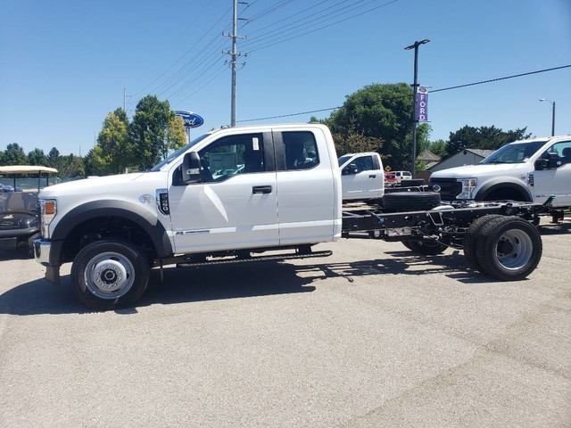2020 Ford F-450 Super Cab DRW 4x4, Cab Chassis #RN21510 - photo 3