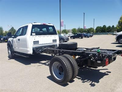 2020 Ford F-450 Super Cab DRW 4x4, Cab Chassis #RN21510 - photo 2