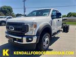 2020 Ford F-450 Super Cab DRW 4x4, Cab Chassis #RN21510 - photo 1